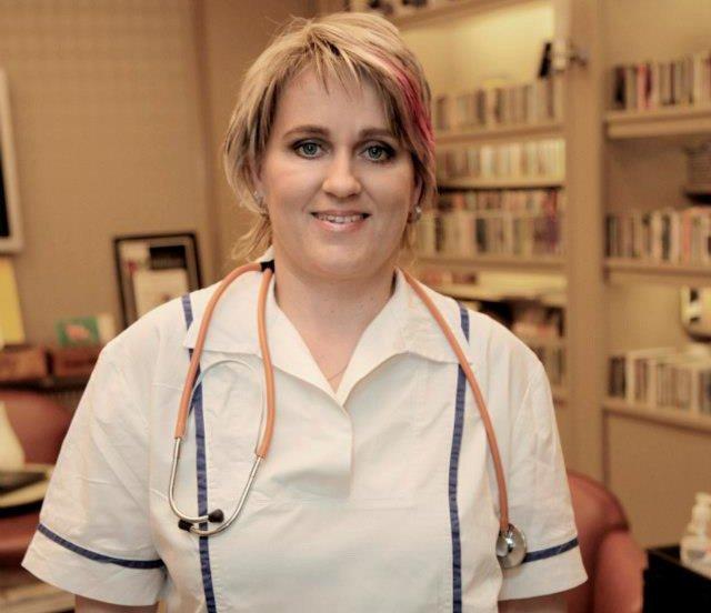 Zdravotní sestra Věra Suchá má roztroušenou sklerózu, její stav se výrazně zhoršil po prodělání covidu. Foto: archiv Věry Suché