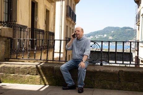 Pan Rifkin, autorovo alter ego. Foto: Bioscop