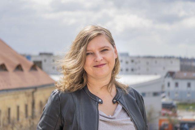 Nová poslankyně Lucie Potůčková (STAN). Foto: ČTK