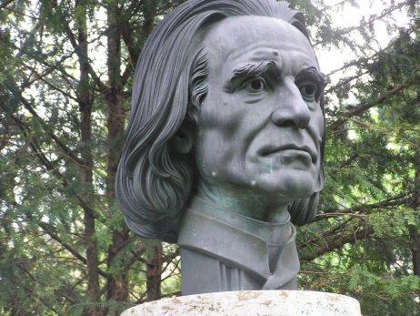 Busta Ference Liszta. CC BY-SA 3.0