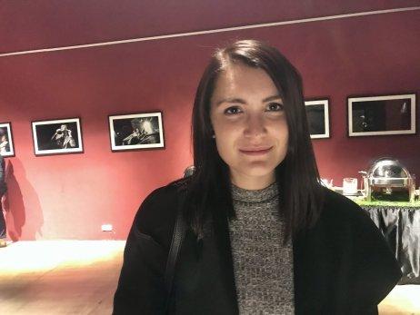 Osmadvacetiletá Klára Kocmanová působila jako asistentka senátorky Adély Šípové. Foto: Adéla Karásková Skoupá