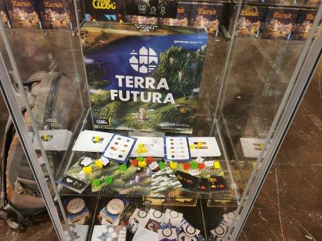 Terra Futura na veletrhu Spiel. Foto: Petr Vojtěch